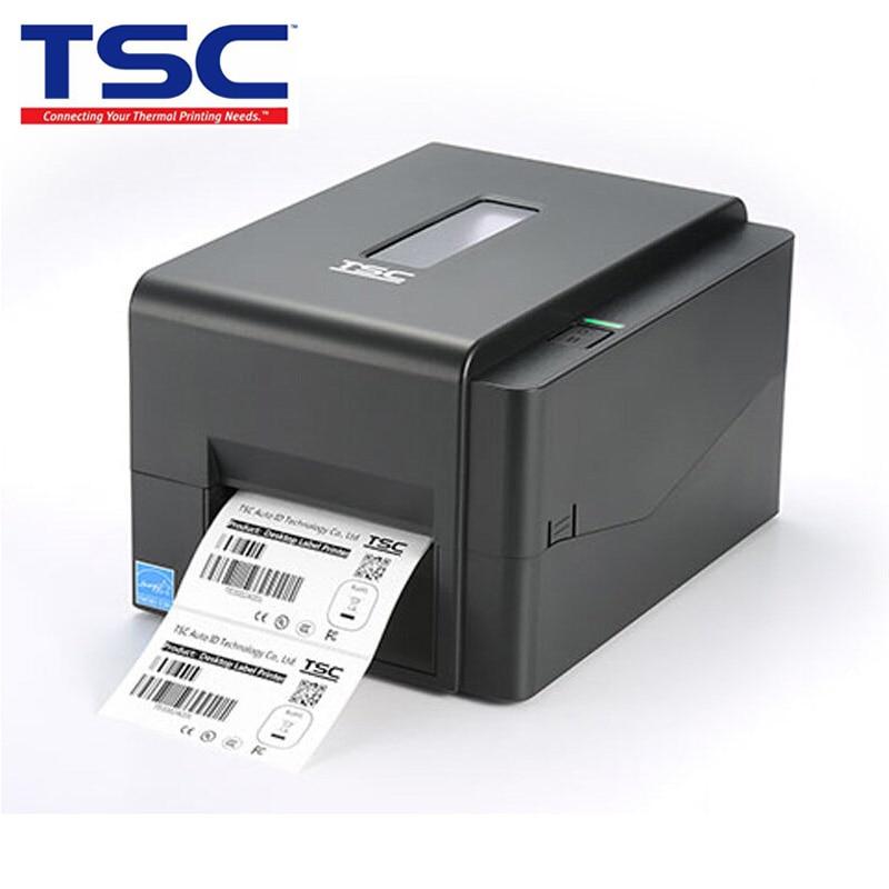 цена New Original usb port TSC TE244 Desktop Thermal Transfer Bar Code Printer Label Printers