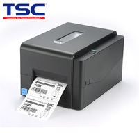 New Original usb port TSC TE244 Desktop Thermal Transfer Bar Code Printer Label Printers