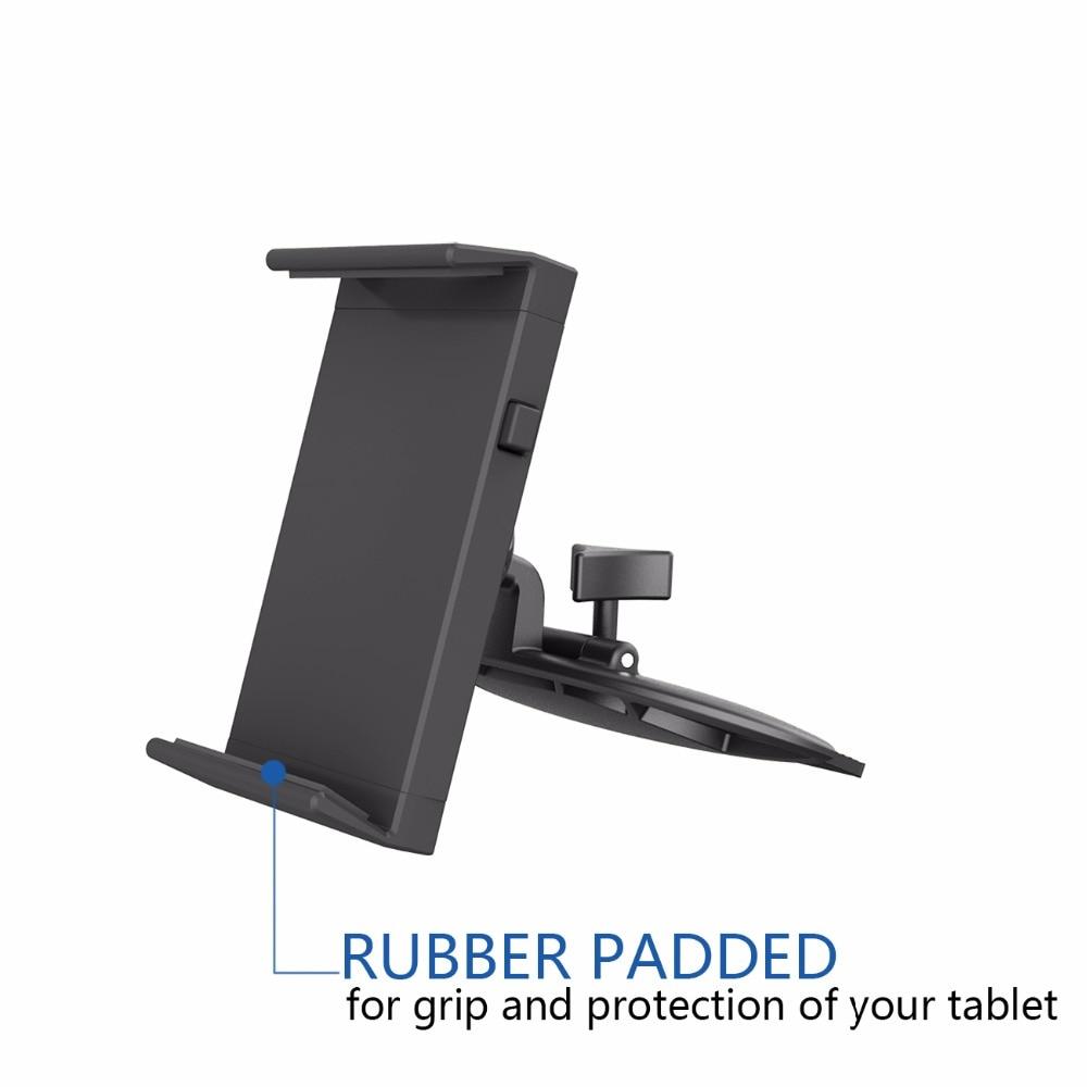APPS2Car Universal 360 dərəcəlik CD Slot Tablet Dəstəkləmə - Avtomobil daxili aksesuarları - Fotoqrafiya 6