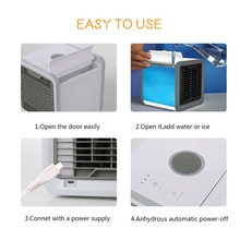 Air Conditioners Portable Air Conditioner Personal Space Cooler The Quick & Easy Way to Cool Any Space