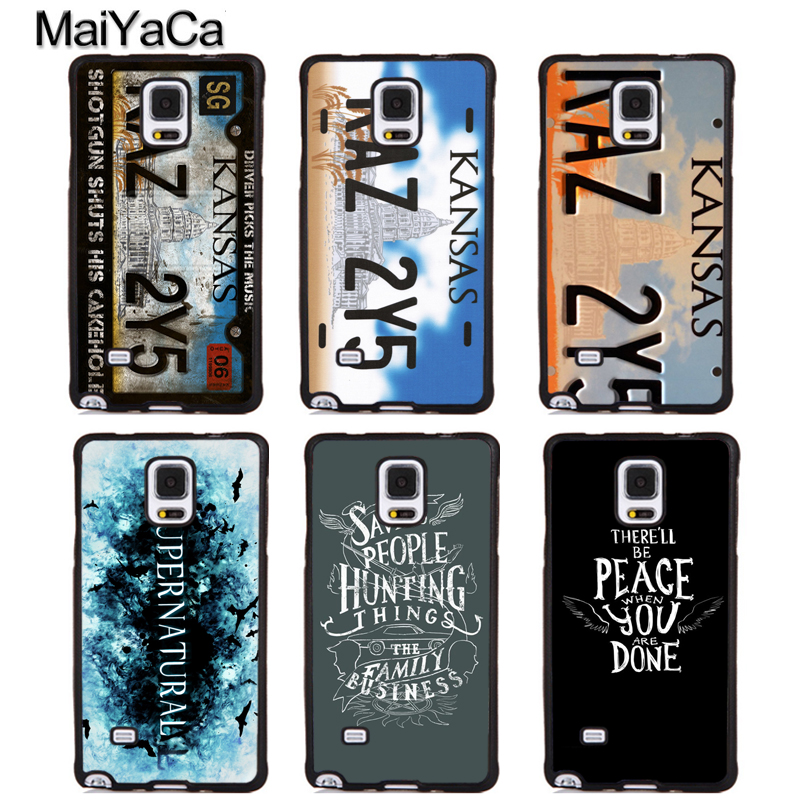 MaiYaCa KAZ 2Y5 Supernatural Soft Rubber Skin Mobile Phone Cover For Samsung Galaxy S5 S6 S7 S8 S9 edge plus Note 5 8 Back Case