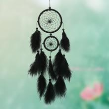 Indian Handmade Black Dream Catcher