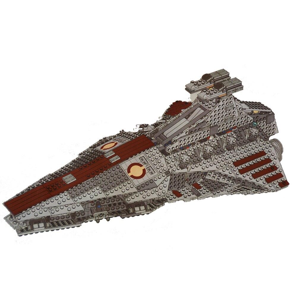 Star Series Guerre La République Combats Cruiser Ensemble Blocs de Construction Brique Jouets Éducatifs pour Enfants legoinglys 8039 Cadeau