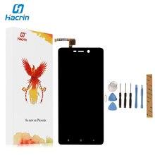 Hacrin для Xiaomi Redmi 4 Pro ЖК-дисплей Дисплей + Сенсорный экран 100% новое дигитайзер Экран Стекло Панель для Xiaomi Redmi 4 pro премьер