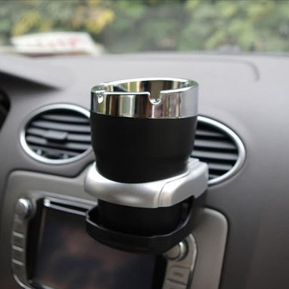Folding Car Cup Holder Car Outlet Drink Holder