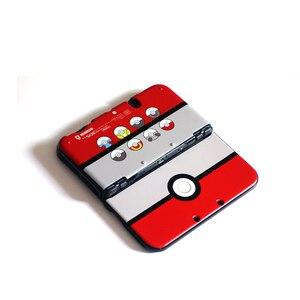 Image 5 - Matowa obudowa ochronna obudowa ochronna na Nintendos nowe akcesoria do gier 3DS LL/New 3DS XL