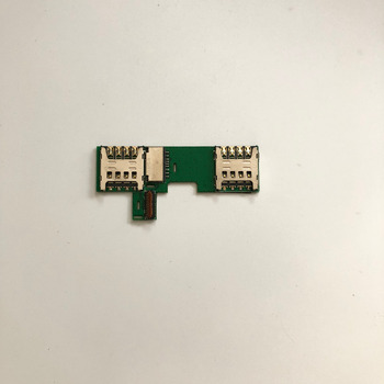 New Homtom HT5 SIM Card Reader Holder Connector Repair Replacement Accessories For Free Shipping + Tracking Number