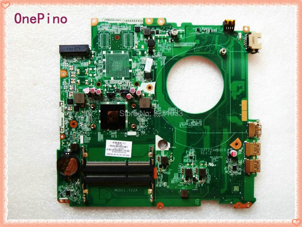 for HP PAVILION 17 F font b NOTEBOOK b font DAY22AMB6E0 Motherboard 17Z F100 17Z F000