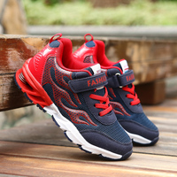 2018 hot children's spring autumn casual shoes breathable mesh cheap sneakers in kids for boys and girls outdoor running walking Boy's Shoes