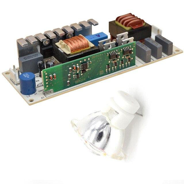 送料無料ホット販売移動ヘッドビームランプ電球 5R 200 ワット 7R 230 ワットバラスト/電源フィットステージライト/ランプ