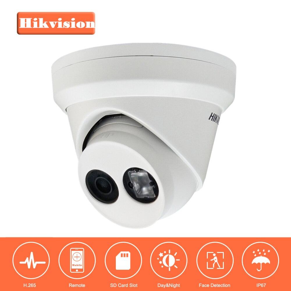 En Stock D'origine Hikvision CCTV Caméra 8MP Réseau Tourelle Caméra de Sécurité DS-2CD2385FWD-I HD IP Caméra built-in Slot SD