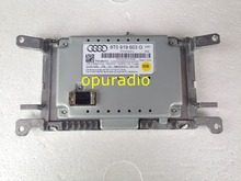 Oem شاشة عرض وحدة 8T0919603G mmi ل a4 s4 rs4 8 كيلو a5 s5 rs5 q5 8r 8t0 919 603 جرام 8T0057603A 8t0 919 603 جرام مجانية