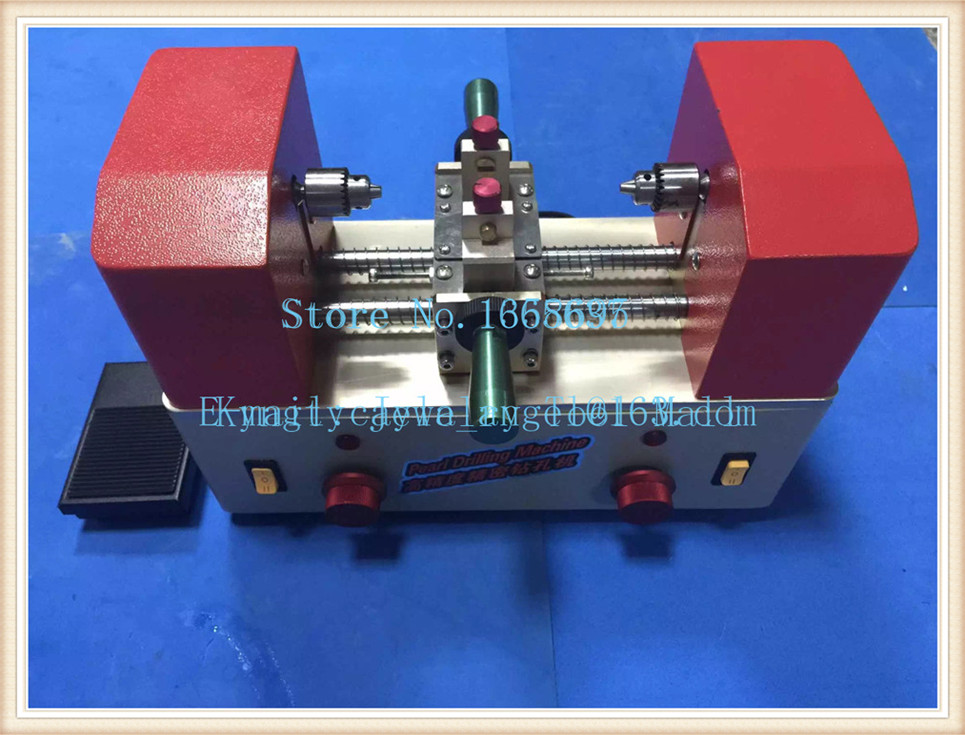 Jewelry Making Tools Beads Drilling Machine Pearl Driller
