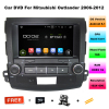 1024 600 Android 5 1 Quad Core Car DVD GPS For MITSUBISHI OUTLANDER 2006 2007 2008