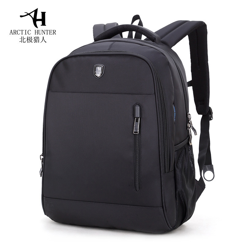 High Quality Large Capacity Men Backpack Laptop 15.6 Casual Waterproof Nylon Computer Backpack Male Bags Brand Business Bagpack