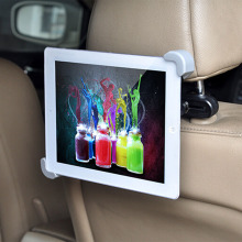 360 Degree Rotate Universal 7 inch to 11 inch Tablet PC Car Back Seat Headrest Mount Holder For iPad 2/3/4 For Xiaomi mipad