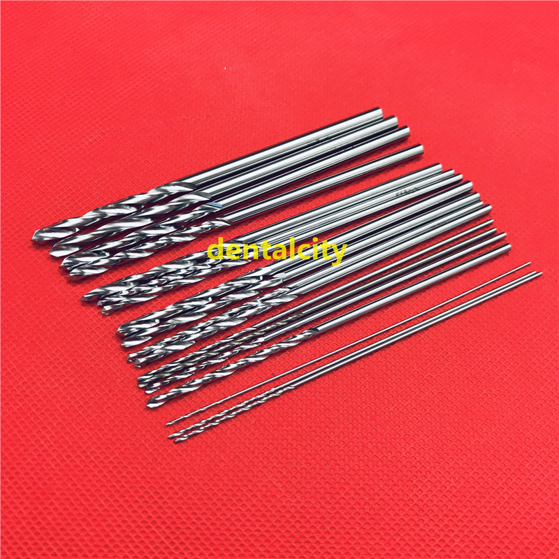 Best 18pcs/set High Quality Stainless Steel Drill Bits Veterinary Orthopedics Instruments
