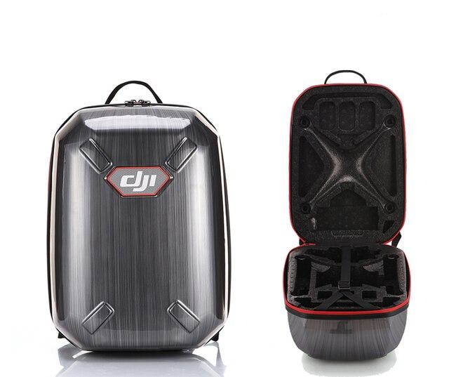 7c1456455d Couleur métal Phantom 4 3 sac à dos sac de transport étui rigide coque  rigide pour