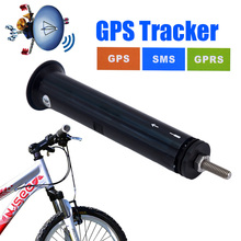 Bicycle Tracker Gps305 Quad Band Real-time GSM GPRS GPS Tracking devices Google Map Hidden Bike Burglar Alarm System TK305