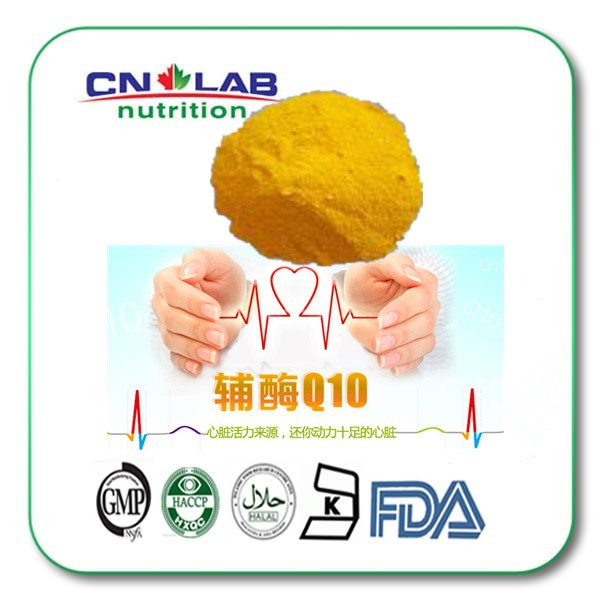 Coenzyme Q10 Powder Water Soluble Coenzyme Q10 98% reduced coenzyme q10 coq10 powder in cosmetic 700g lot free shipping