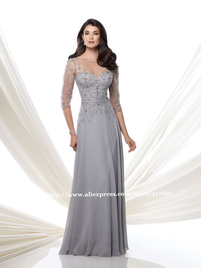 Modern Mother Of The Bride Dresses Summer Couture Lace Dress Groom ...