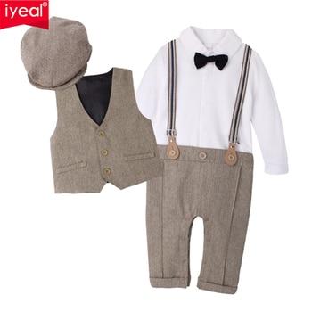 IYEAL NEWEST 2019 Newborn Boy Clothing S...