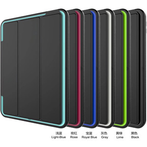 Image 5 - Case for iPad 9.7 2018 cover,Ultra Slim Auto Sleep Cover for iPad 9.7 inch 2017&2018 Release. model A1823 A1893 A1954+film+pen