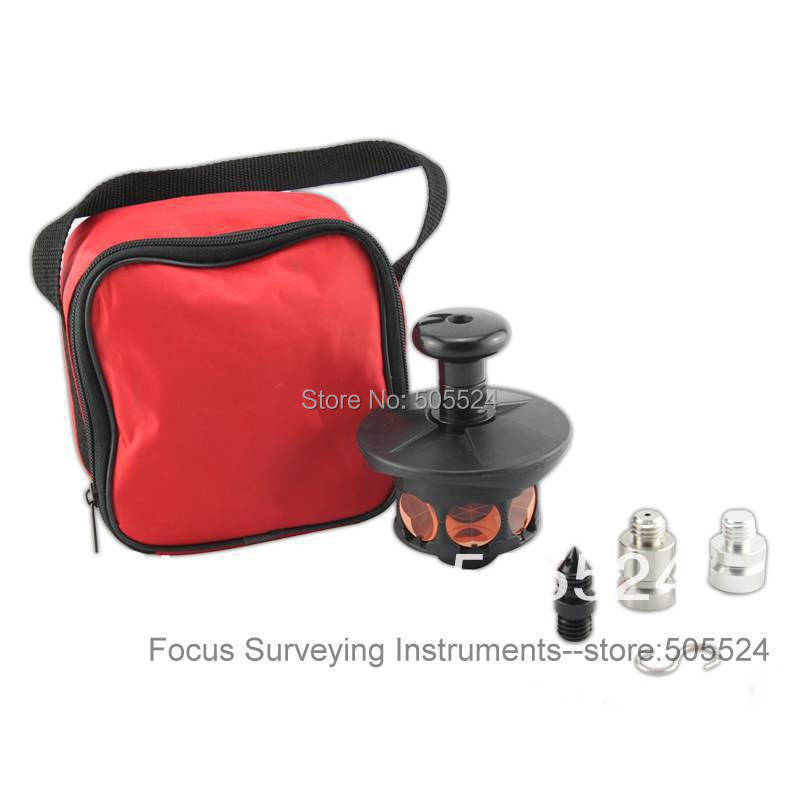 360 Degree Prism 360 total station Prism incl adapter connector недорого