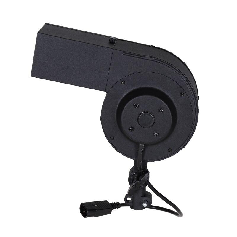 Adjustable Mini Air Blower : Photographic equipment accessories nicefoto hair fan