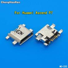 ChengHaoRan 10pcs Micro USB Charging Port Jack Socket Connector Dock Plug For Huawei P7 P8 Lite(2017) Play 5C Maimang 6 Honor 8