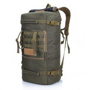 60L torba podróżna plecak kempingowy mężczyźni duże plecaki turystyka Outdoor torby sportowe plecak na plecaki górskie Mochlia Pack LK57-3