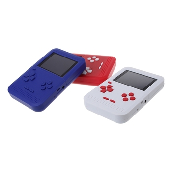 High Quality 2.6 LCD Screen Handheld Game Player Built-In 300 Classic Video Game Console  Rechargeable Game Players Gifts