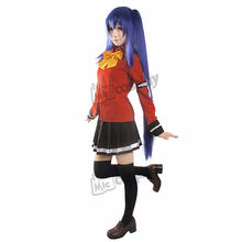 Anime Fairy Tail Wendy Marvell Cosplay Costume di Halloween Vestiti Del Partito(China)