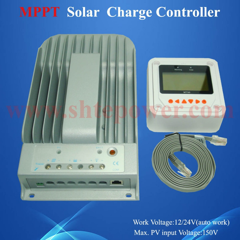tracer-3215 12v mppt charge control 30a 24v solar charge controller цена