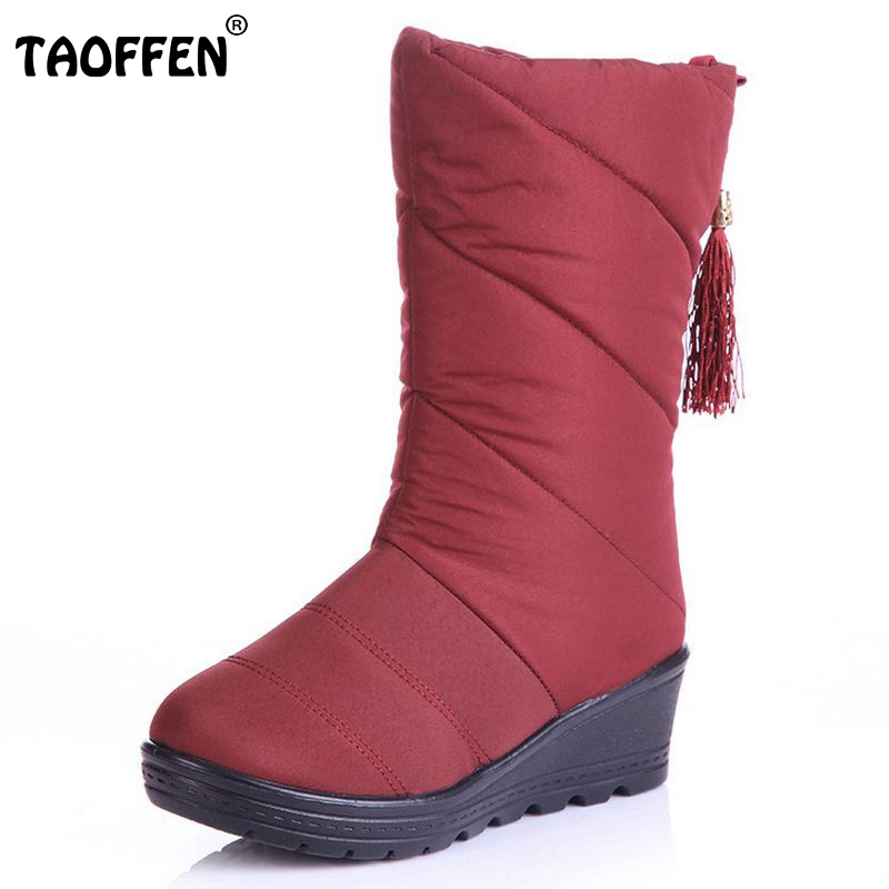 New Arrive Winter Warm Snow Boots Fashion Platform Fur Cotton Shoes Flat Heels Knee High Boots Women Boots Size 36-40 11cm heels 2013 new winter high platform soled high heeled snow boots female side zipper rabbit fur thick heels snow shoes h1852