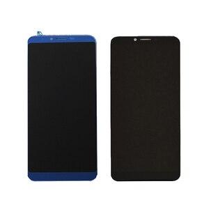 """Image 2 - 5,99 """"für Cubot X18 Plus LCD + touchscreen digitizer für Cubot X18 Plus 100% getestet arbeit LCD panel ersatz + Freies werkzeug"""