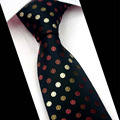 Fashion Neckties for Mens Suit 7 cm Neck Tie Business Gravatas Vestidos Slim Classic Ties Vintage Corbata Cravat Party Gifts