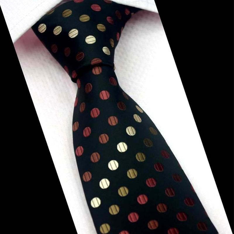 Neckties For Mens Suit 7cm Neck Tie Business Gravatas Vestidos Slim Classic Ties Vintage Corbata Cravat Party Gift