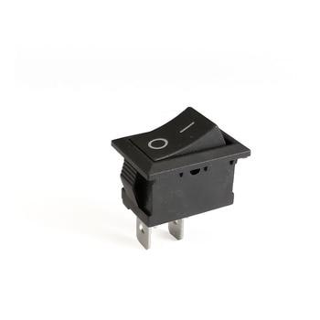 10 pcs/lot KCD1 2 Pin 250V 3A Boat Switch SPST ON OFF Rocker Position Switch