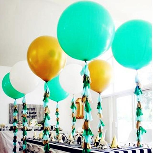 grote helium ballon