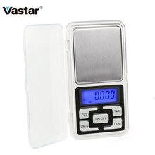 Vastar 200g/300g/500g x 0,01g/0,1g/Mini Presicion карманные электронные цифровые весы для ювелирных изделий из золота весы
