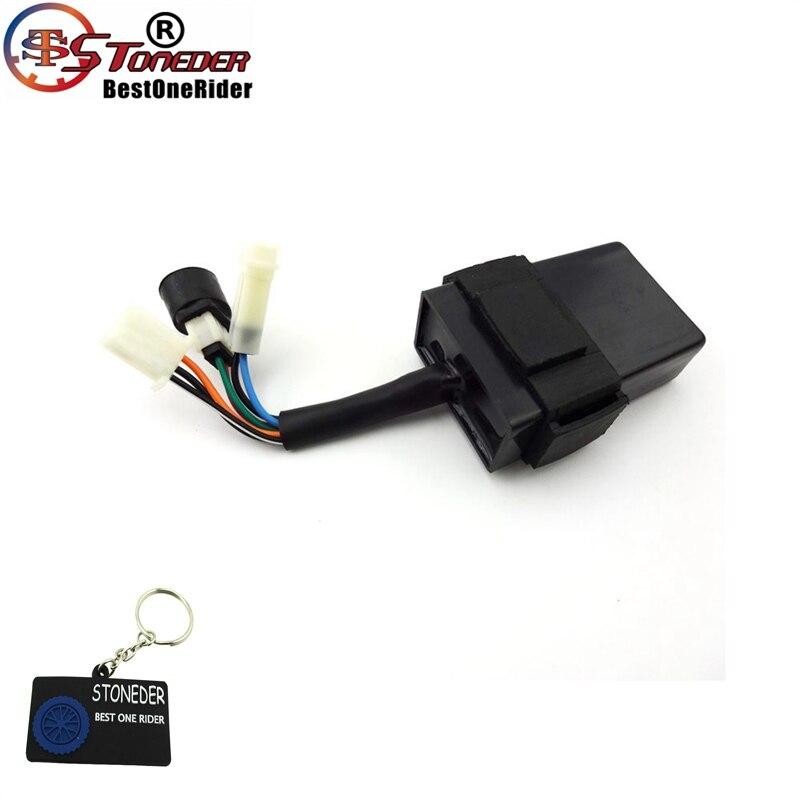 Caja Cdi De Encendido De 7 Cables Para Motor Chino 250cc Atv Quad 4 Ruedas Utv Loncina Puma Tiger Jianshe Hensim Tecnicas Modernas