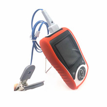 2019 Popular Veterinary Pulse Oximeter suitable for dog,cat and horse vet pulse oximeter 2.8inch LCD Screen vet pulse oximeter handheld veterinary spo2 oximeter for animal use pet shop pulse oximetry ear clip pulse oximeter