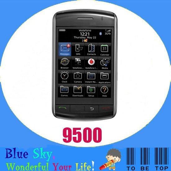 Original mobile phone Blackberry storm 9500 unlocked