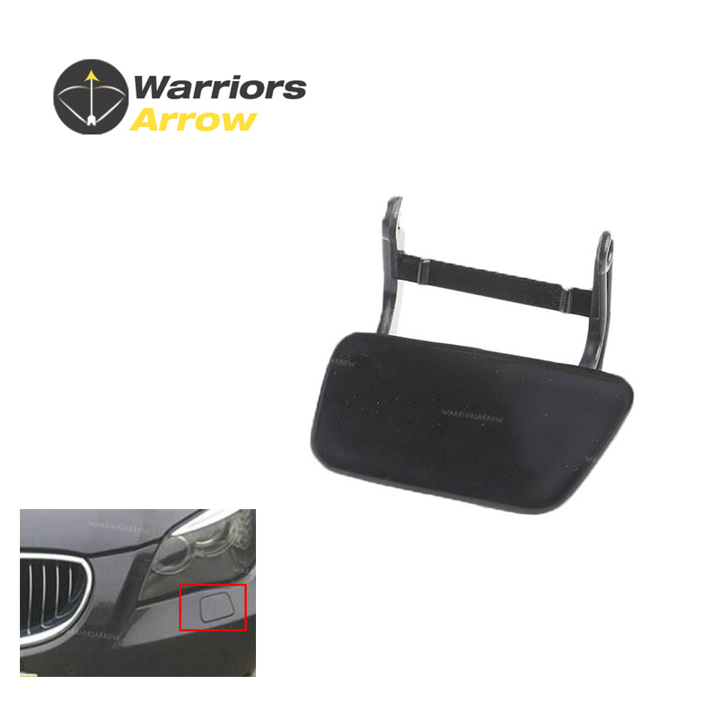 Tow Eye Cover New Front Driver//Passenger 525 535 528 Driver or Passenger Side