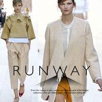 Plain Color Thin Woolen Fabric For DIY Autumn Winter Cloth 150CM 100CM