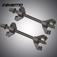 Vehemo 1Pair Car Coil Spring Compressor Heavy Duty Suspension Clamp Tool Set 380MM