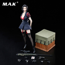 Full set quality game VC-CF-03 1/6 Cross Fire Defender of Fox Legend Girl Seamless Figure with original box for collection