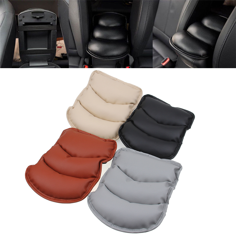 Cargo Seat Arm Rest : Colors universal car leather central armrest console box