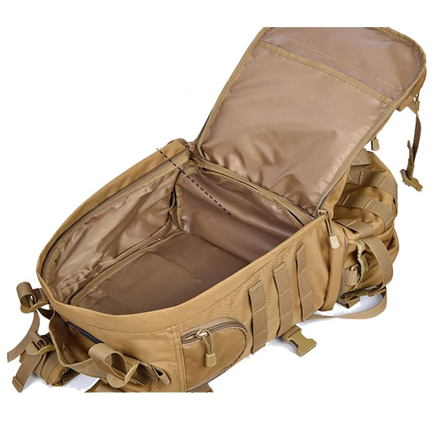 50L sac à dos en plein air Molle militaire sac à dos tactique Mochila militaire sac à dos imperméable Camping randonnée sac à dos pour voyage - 5